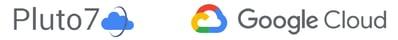 Pluto7 and Google Cloud Logo (1)